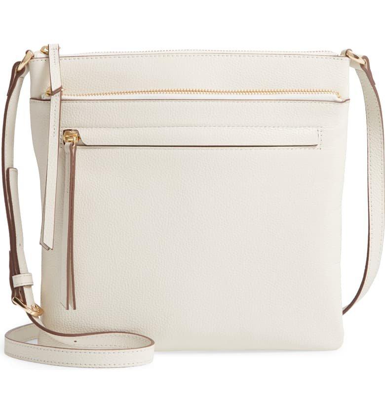 Nordstrom Finn Leather Crossbody Bag | Nordstrom