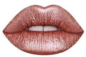 Metallic Rose Gold Lipstick