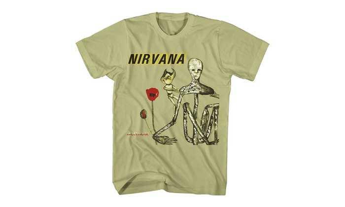 """Nirvana """"Incesticide"""" Shirt"""