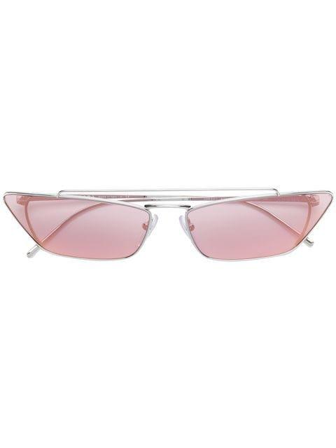 Prada Eyewear cat-eye sunglasses