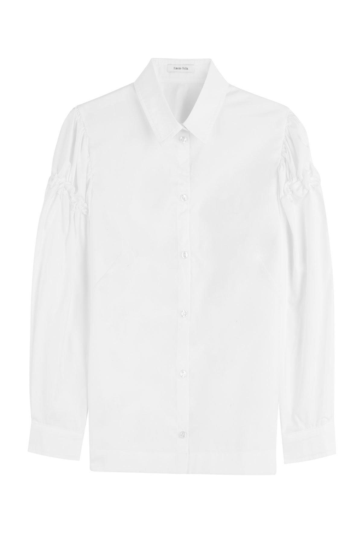 Cotton Blouse Gr. UK 12