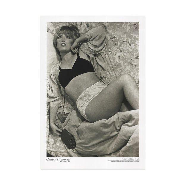 Cindy Sherman: Untitled Film Still #6 Poster | MoMA Design Store