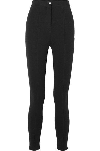 Altuzarra | Buddy stretch-cady skinny pants | NET-A-PORTER.COM