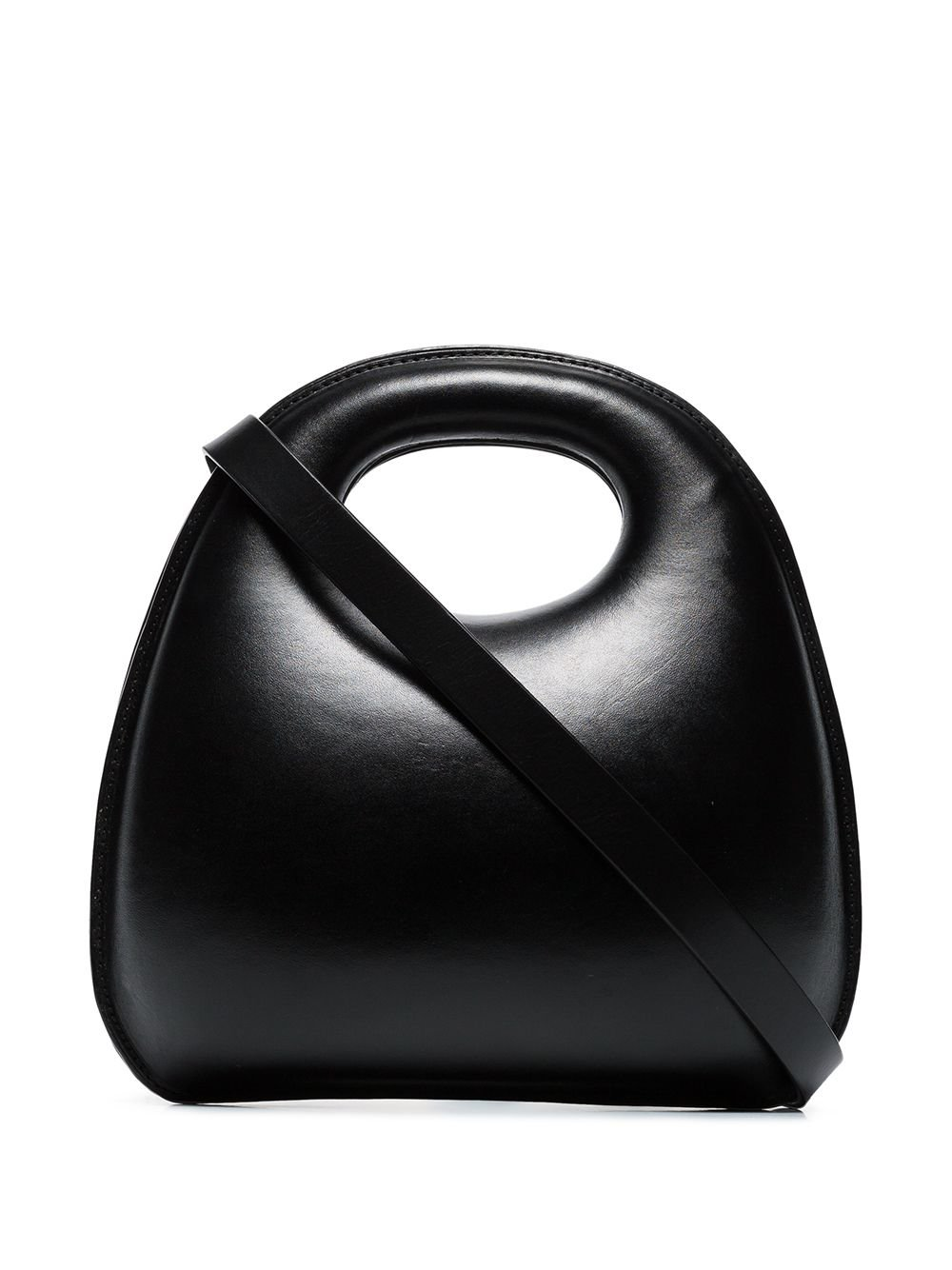 Lemaire Egg Structured Tote Bag | Farfetch.com