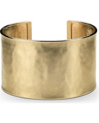 Gold Armband Cuff