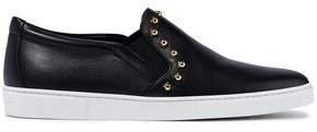 Spargi Studded Leather Slip-on Sneakers