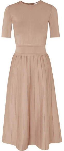 CASASOLA - Stretch-knit Midi Dress