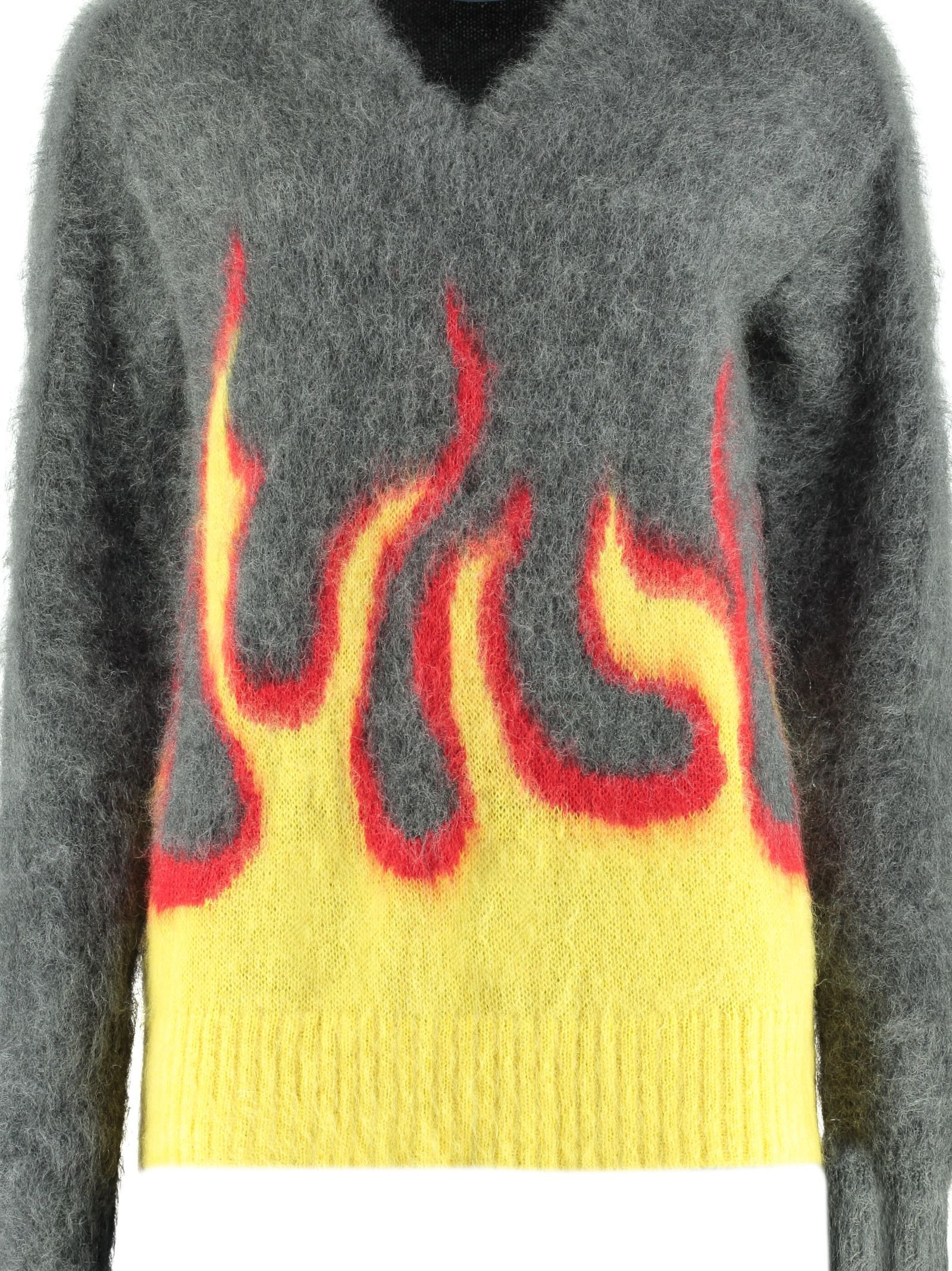 Prada Mohair-wool Sweater