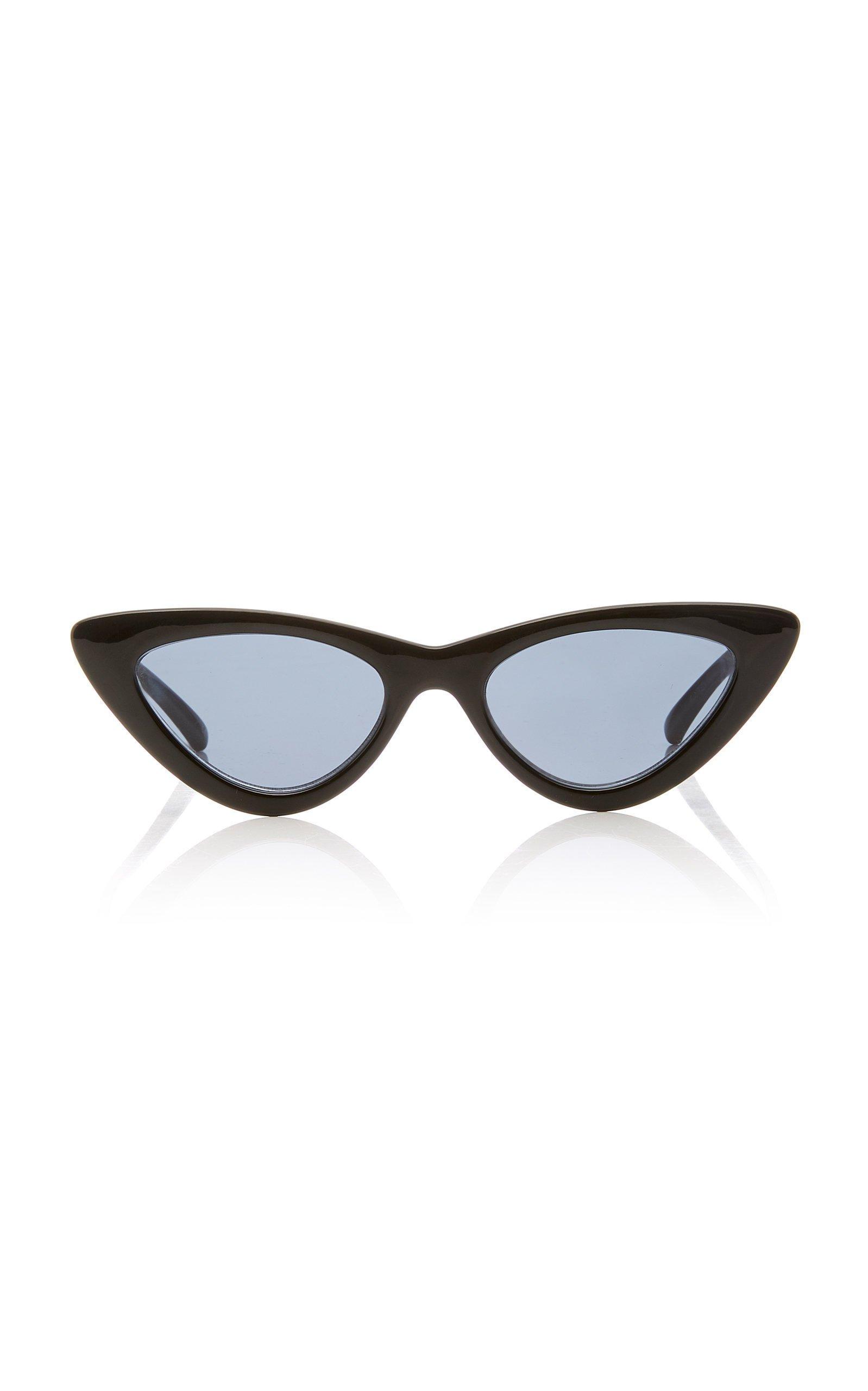 The Last Lolita Cat-Eye Sunglasses by Adam Selman X Le Specs | Moda Operandi