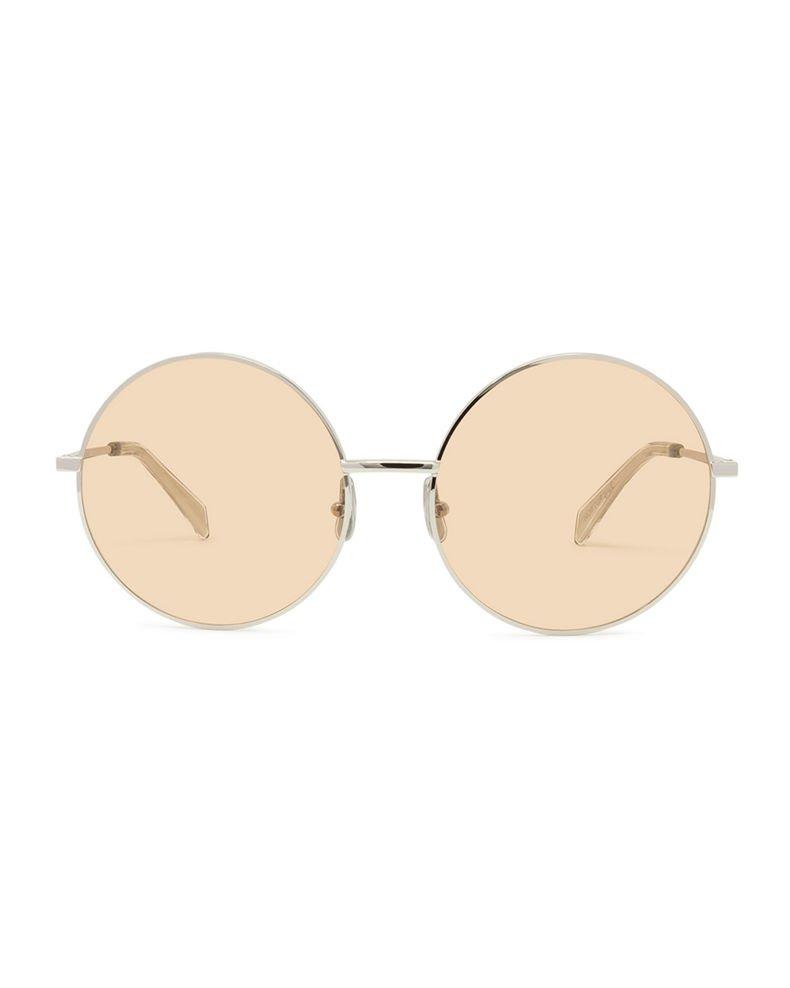 Celine Round Metal Sunglasses