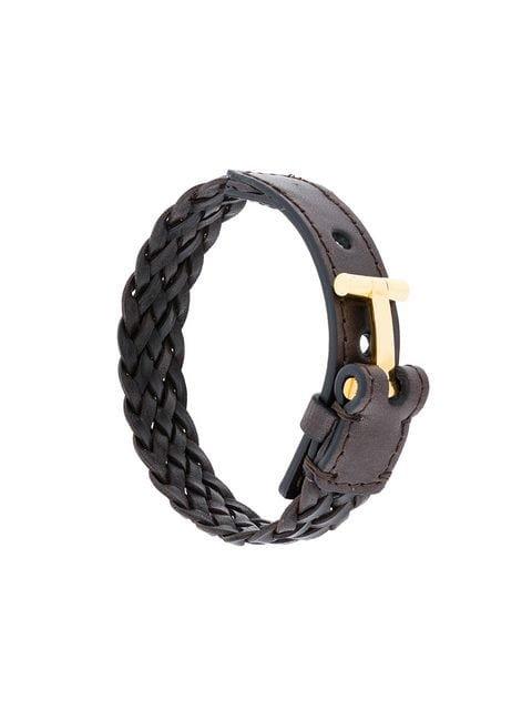 Tom Ford woven cuff bracelet