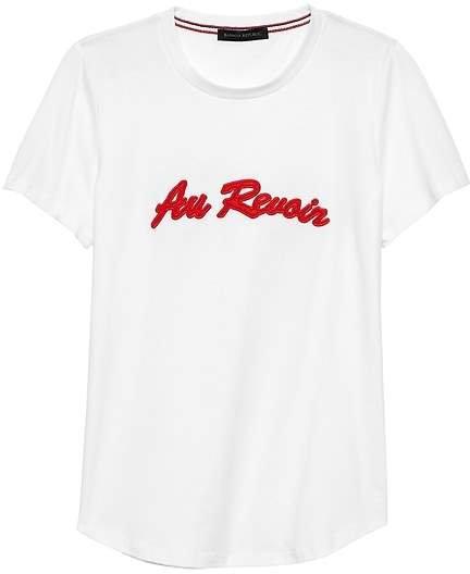 SUPIMA® Cotton Graphic T-Shirt