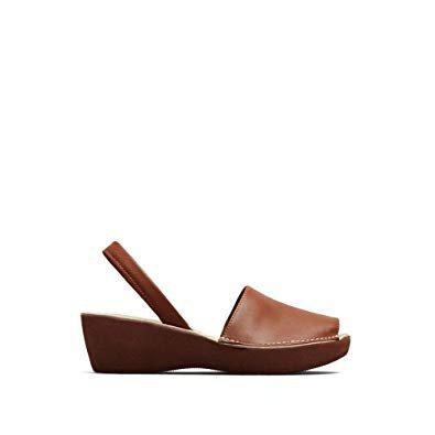 Amazon.com | Kenneth Cole Reaction Women's Fine Glass Wedge Sandal | Platforms & Wedges