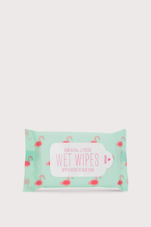 Wet Wipes - Turquoise