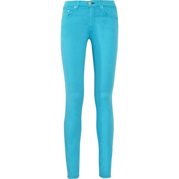 Aqua jeans