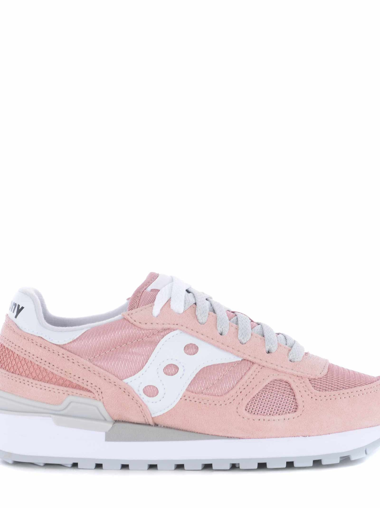 Saucony Paneled Sneakers