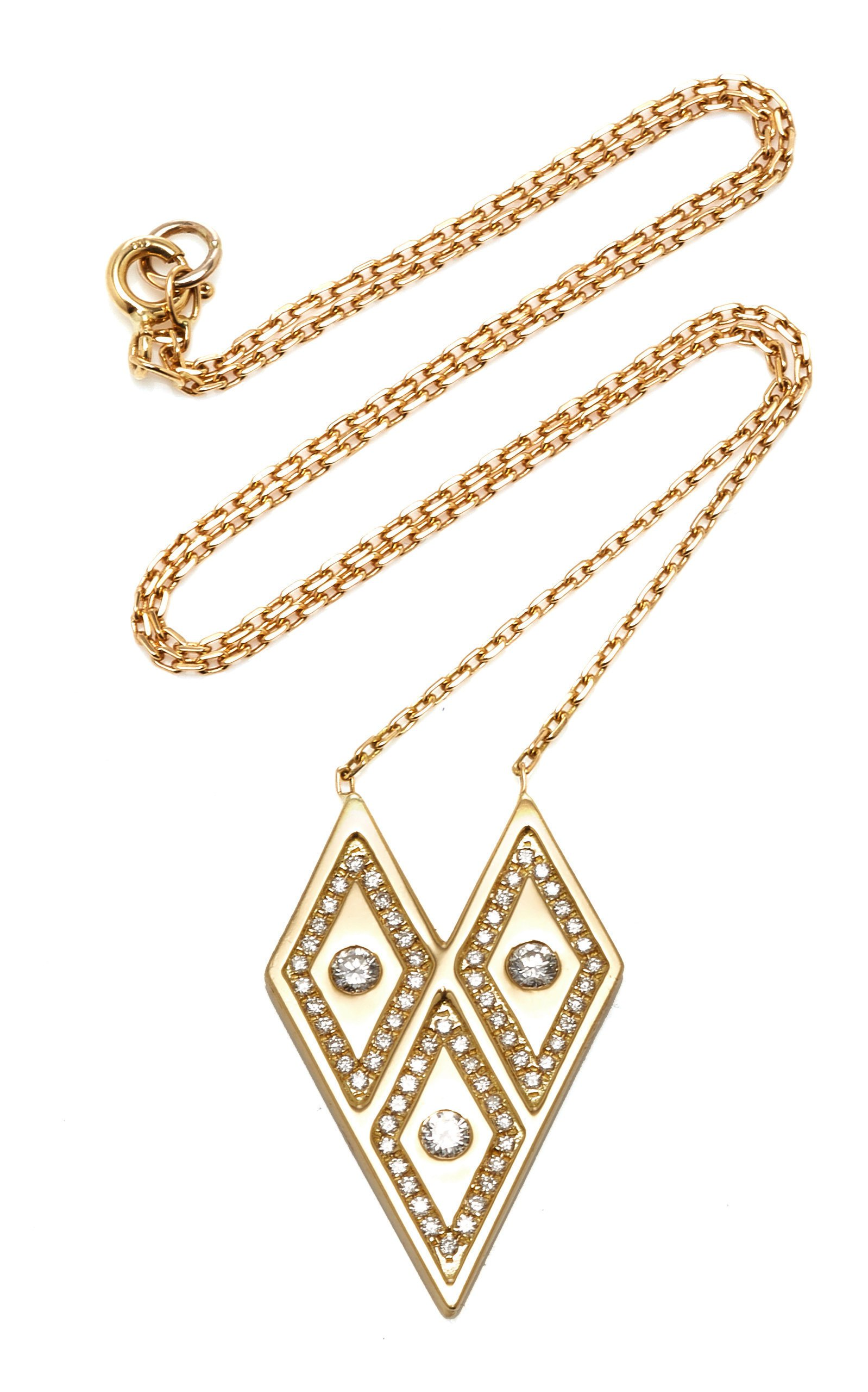 Ralph Masri Heliopolis Necklace