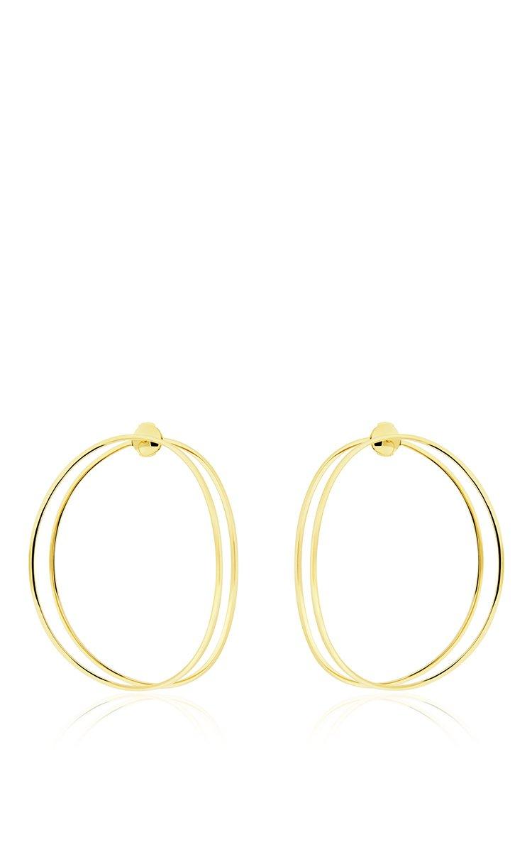 Delfina Delettrez Big Ear Clipse Earring