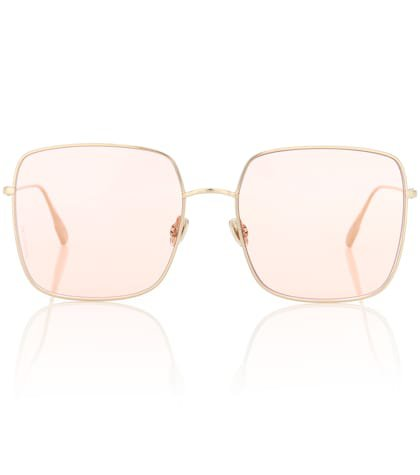 DiorStellaire1 square sunglasses