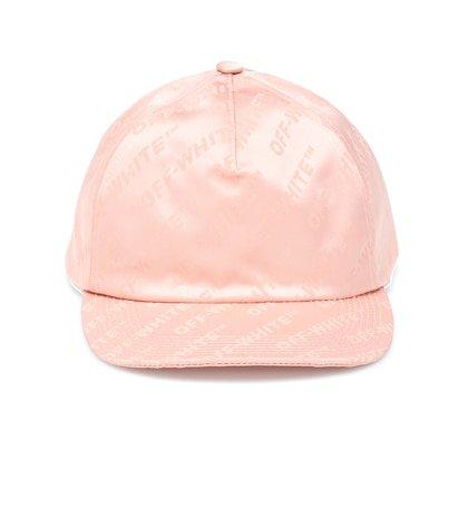 Jacquard cap