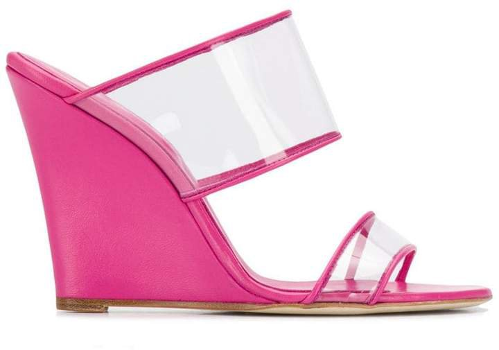 wedge heel sandals