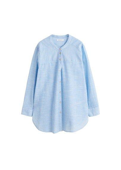 Violeta BY MANGO Striped blouse
