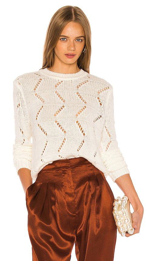LPA Thea Sweater in Neutral | REVOLVE