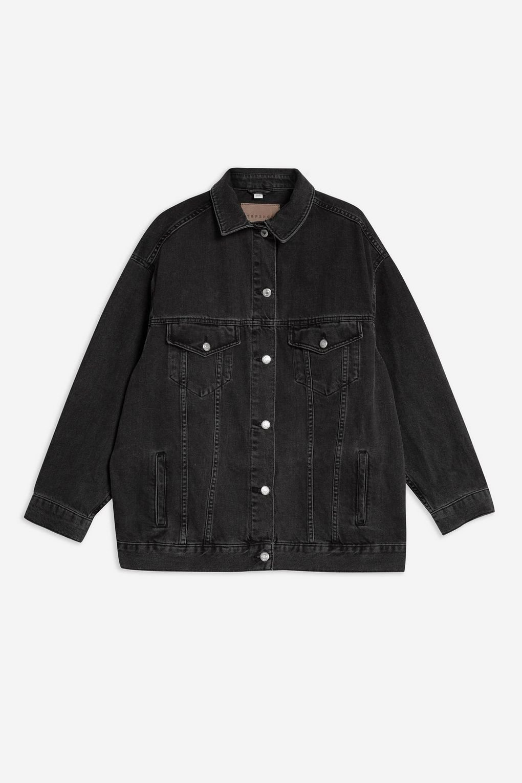 Dad Denim Jacket - Jackets & Coats - Clothing - Topshop USA