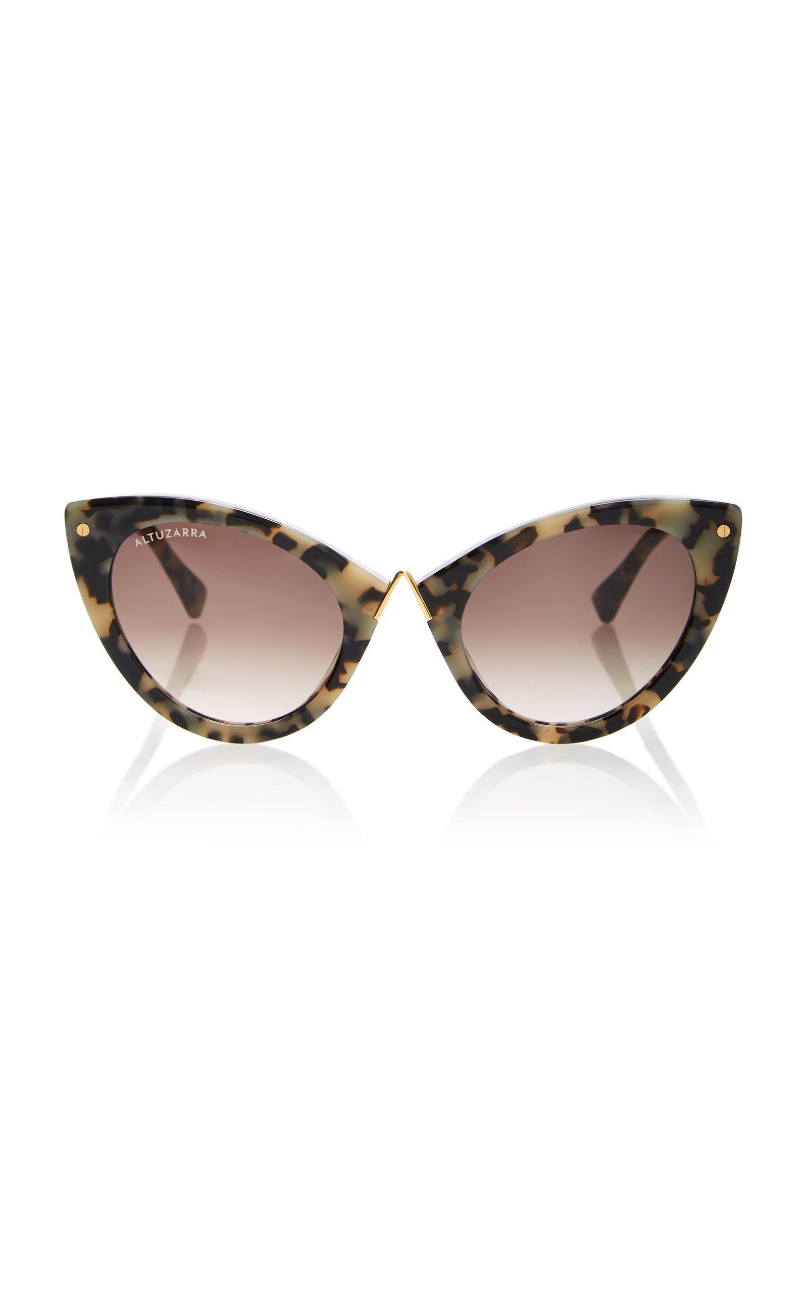 Altuzarra sunglasses Tortoiseshell Acetate Cat-Eye Sunglasses