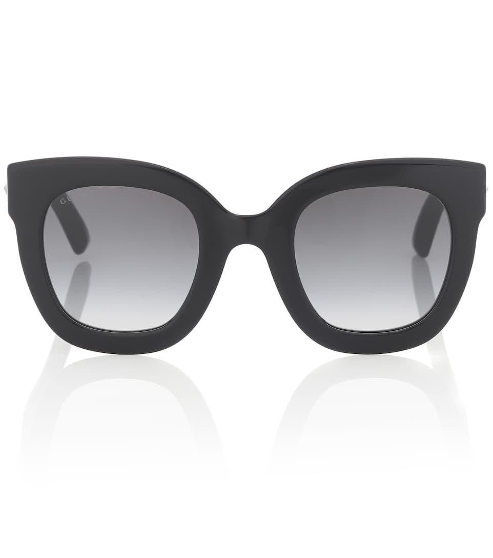 Embellished Sunglasses - Gucci | Mytheresa
