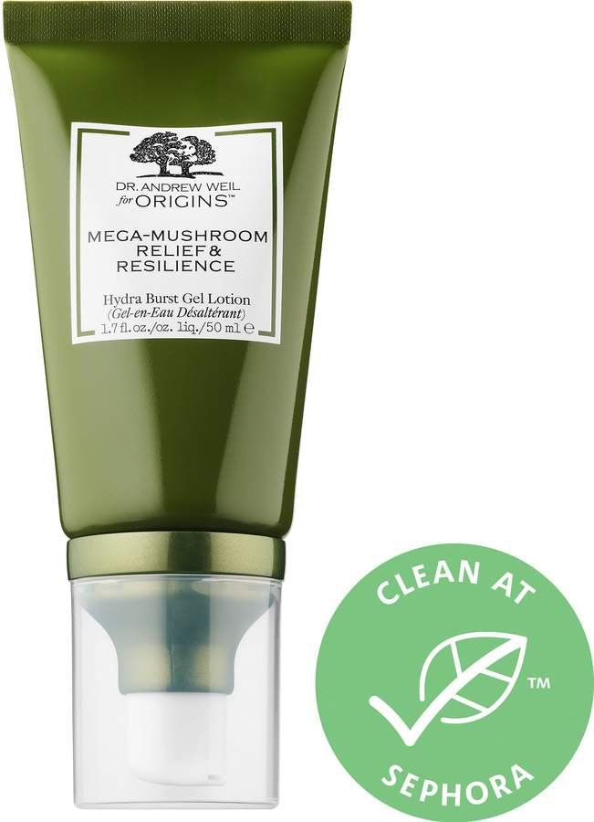 Dr. Andrew Weil for Mega-Mushroom Relief & Resilience Hydra Burst Gel Lotion
