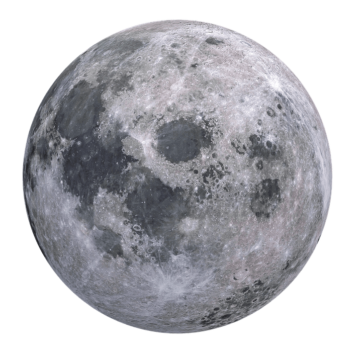 Moon Planet Space · Free image on Pixabay