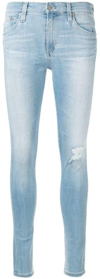 Farrah skinny-fit jeans