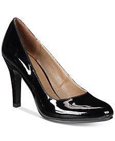 Marc Fisher Chris Round-Toe Pumps & Reviews - Heels & Pumps - Shoes - Macy's