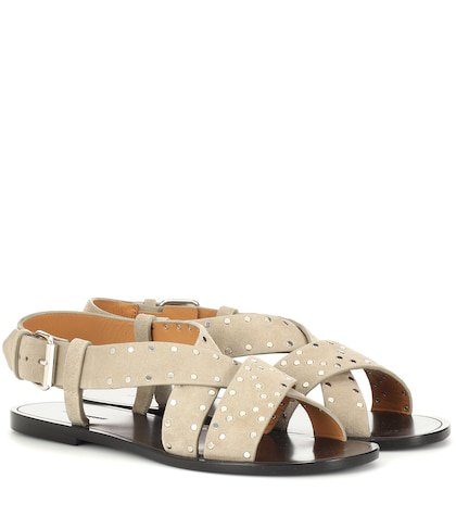 Jano suede sandals