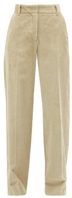 Saio Trousers - Womens - Beige