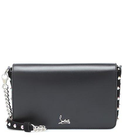 Zoompouch leather shoulder bag