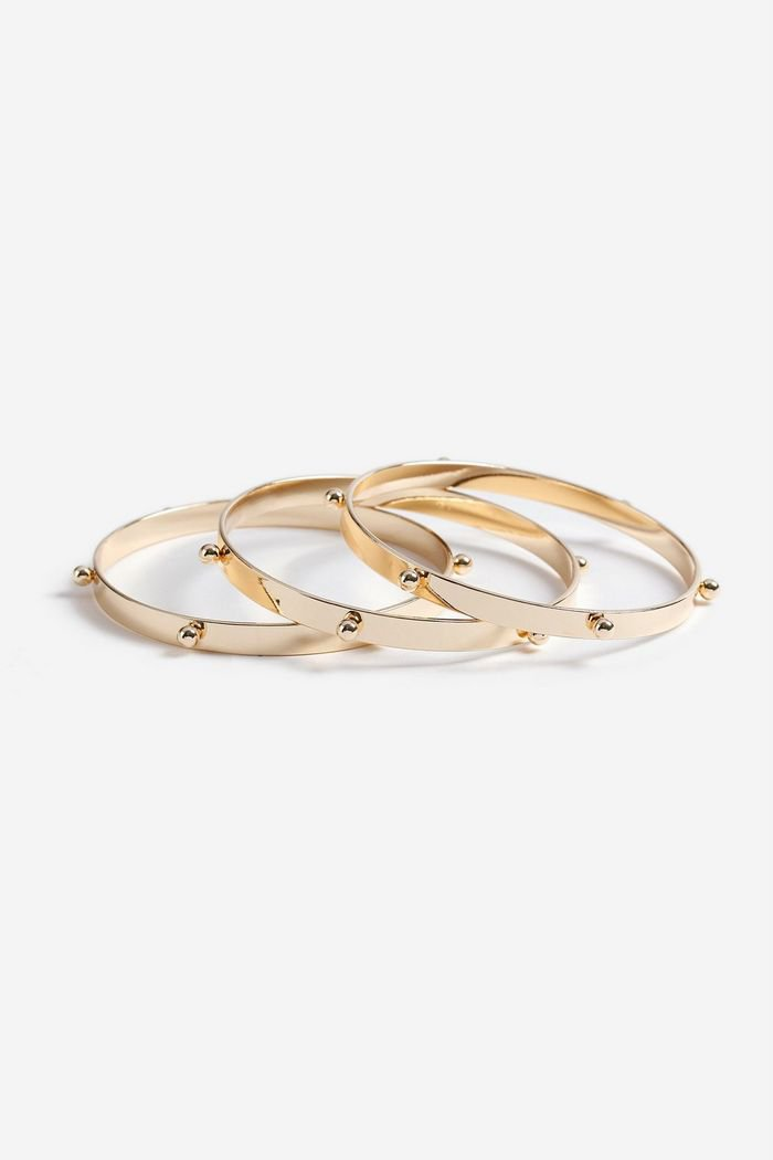 Metallic Bracelets Jewelry | Bags & Accessories | Topshop