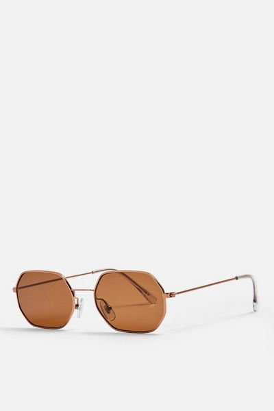 Brown Sunglasses | Bags & Accessories | Topshop