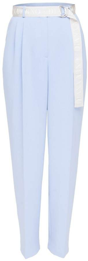 DIANA ARNO - Bria Tailored Trousers In Heavenly Blue