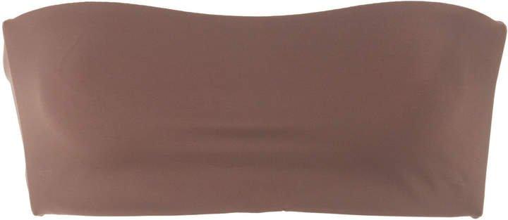 Palm Mesa Strapless Bandeau Bikini Top