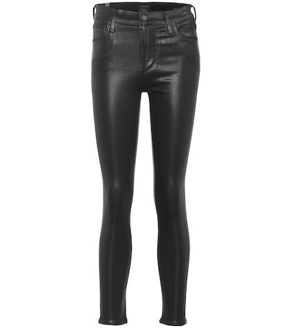Rocket high-rise skinny ankle jeans