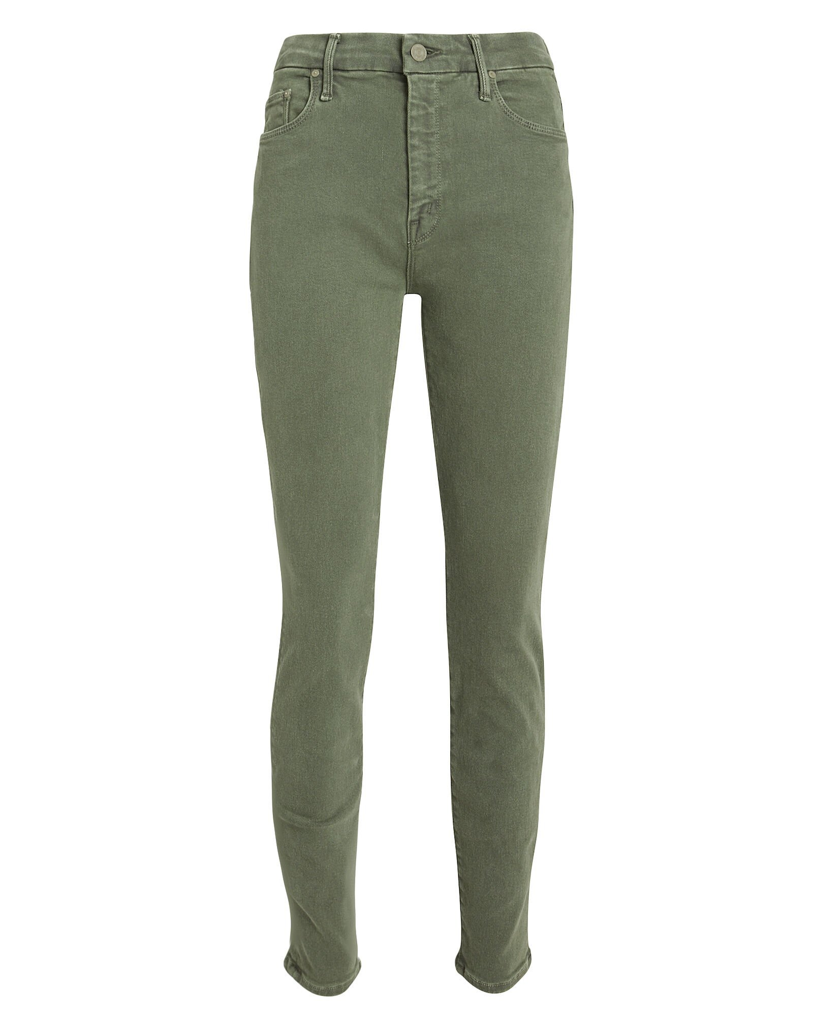 The Looker High-Waist Skinny Jeans