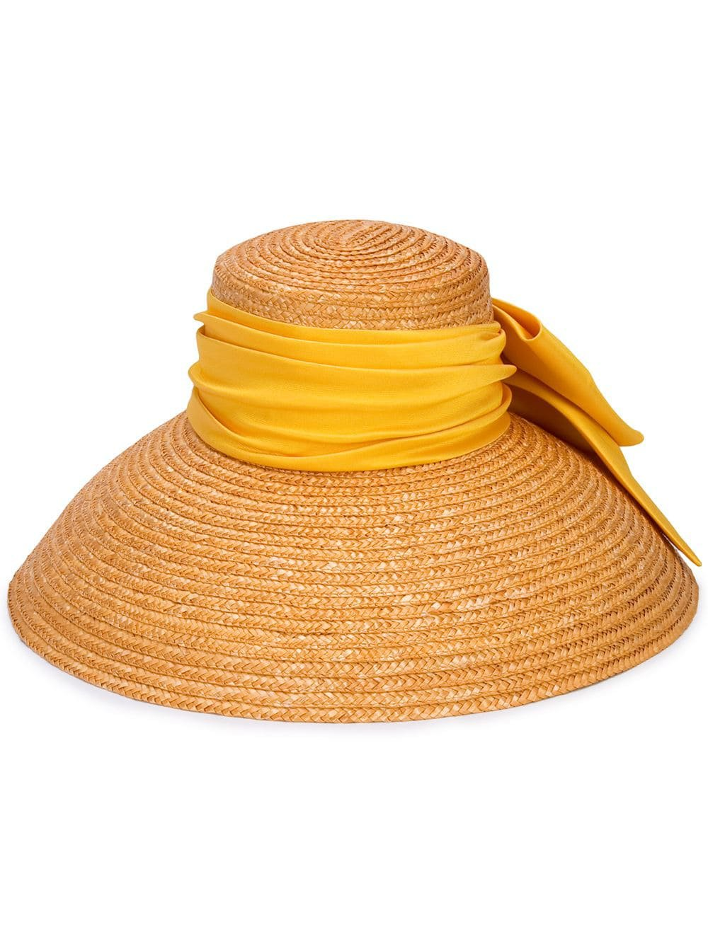 Eugenia Kim Large Summer Hat - Farfetch