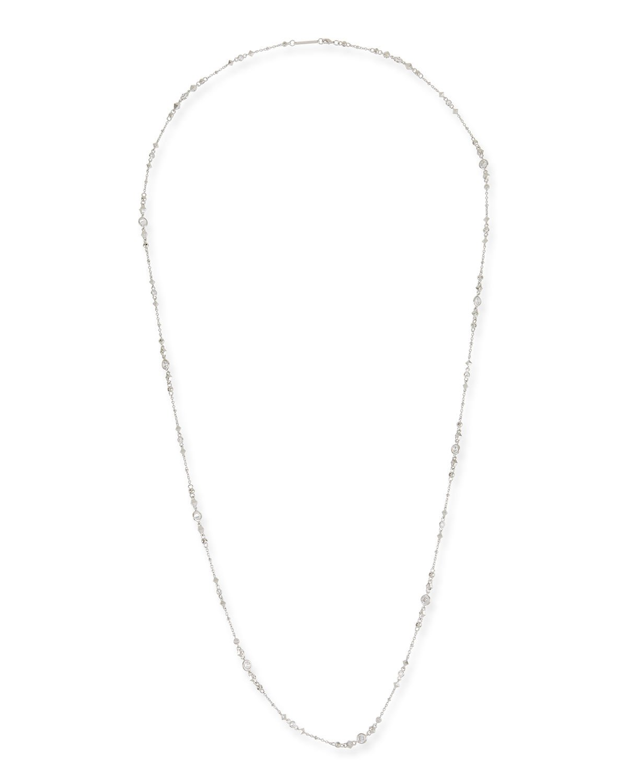 Kendra Scott Wyndham Cubic Zirconia Chain Necklace