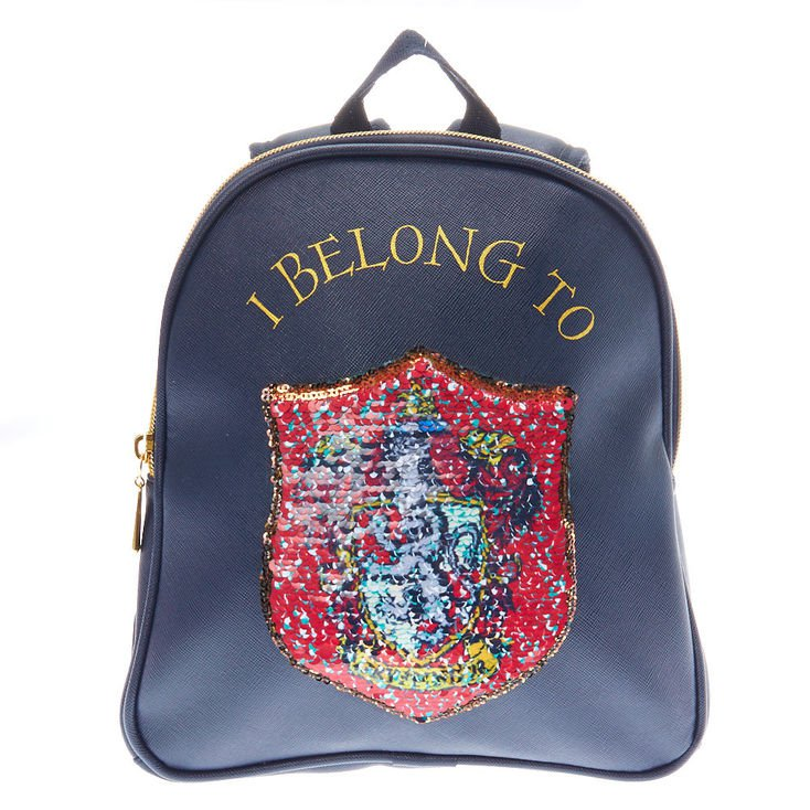 Harry Potter™ Reversible Sequin Mini Backpack   Claire's