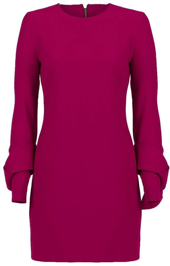 Louise Black - Raspberry Mini Dress