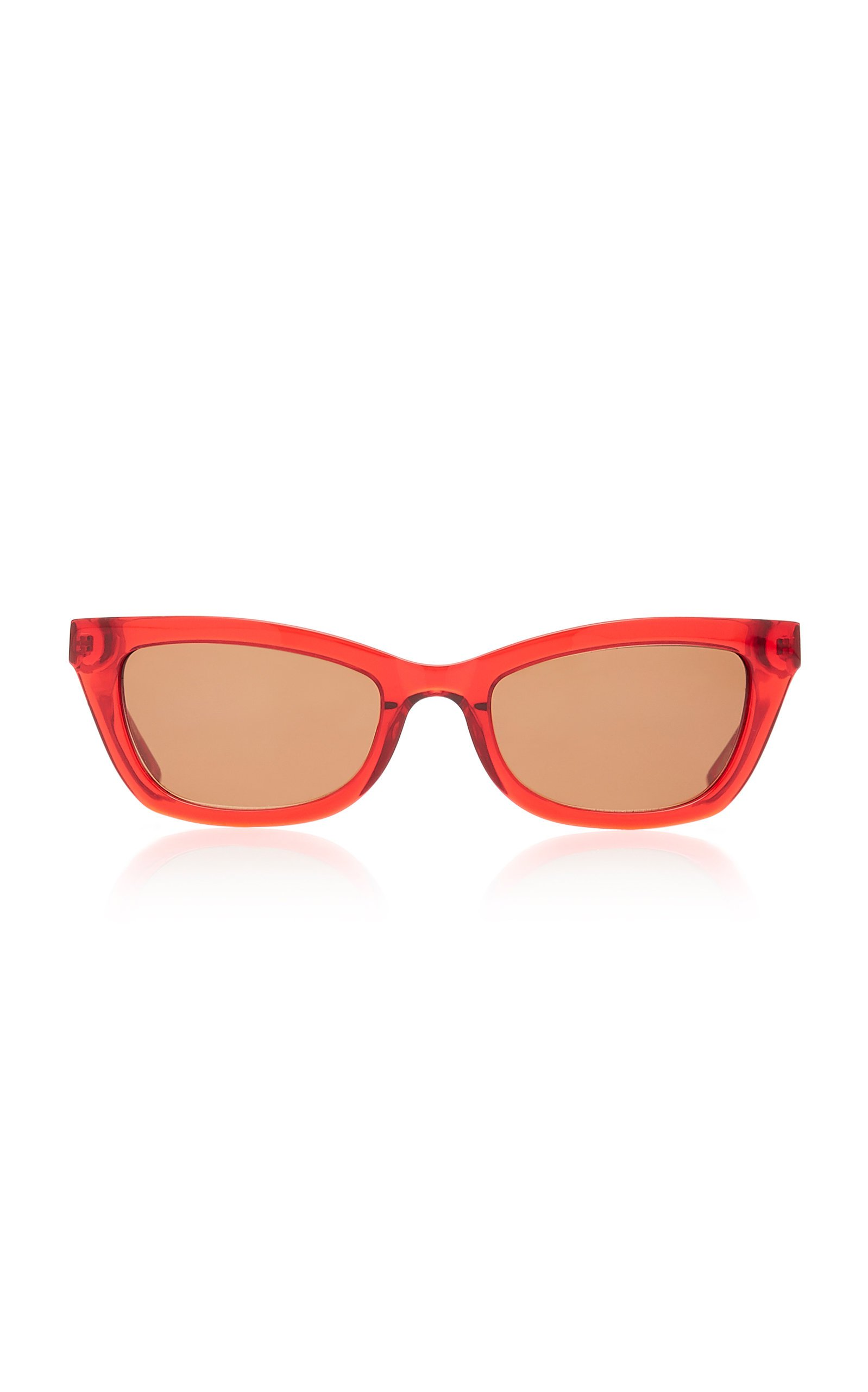 Kate Young Katia Square Sunglasses