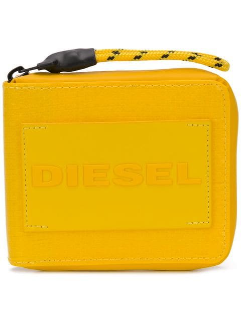 Diesel square-shaped wallet