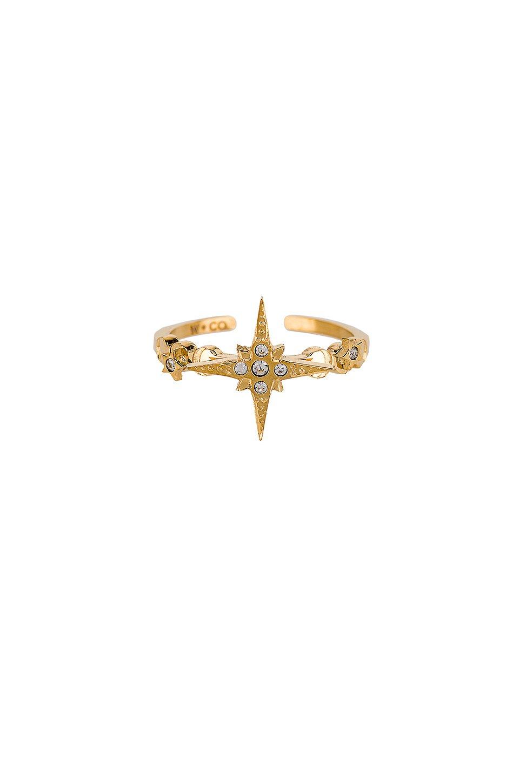 Wishing Star Ring